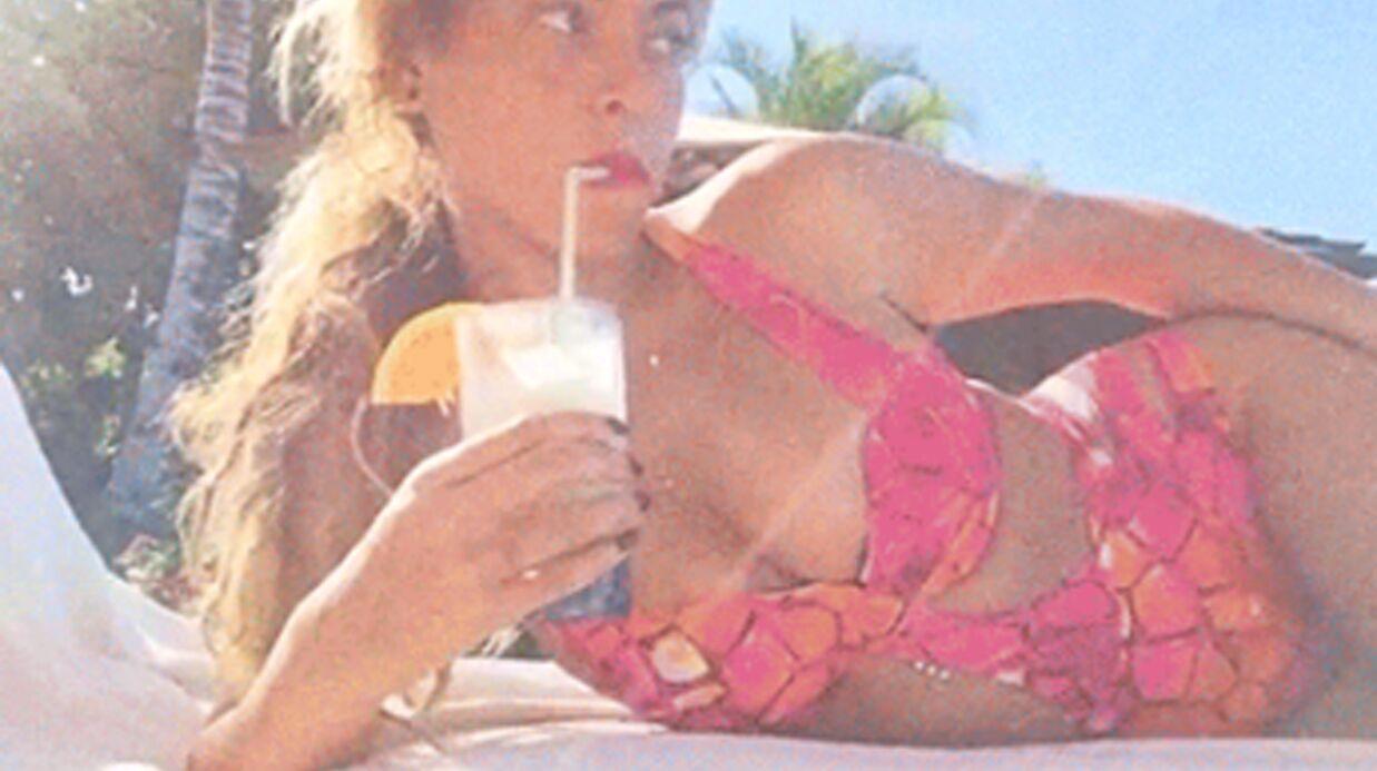 PHOTOS Beyoncé s'exhibe en bikini super sexy sur Twitter