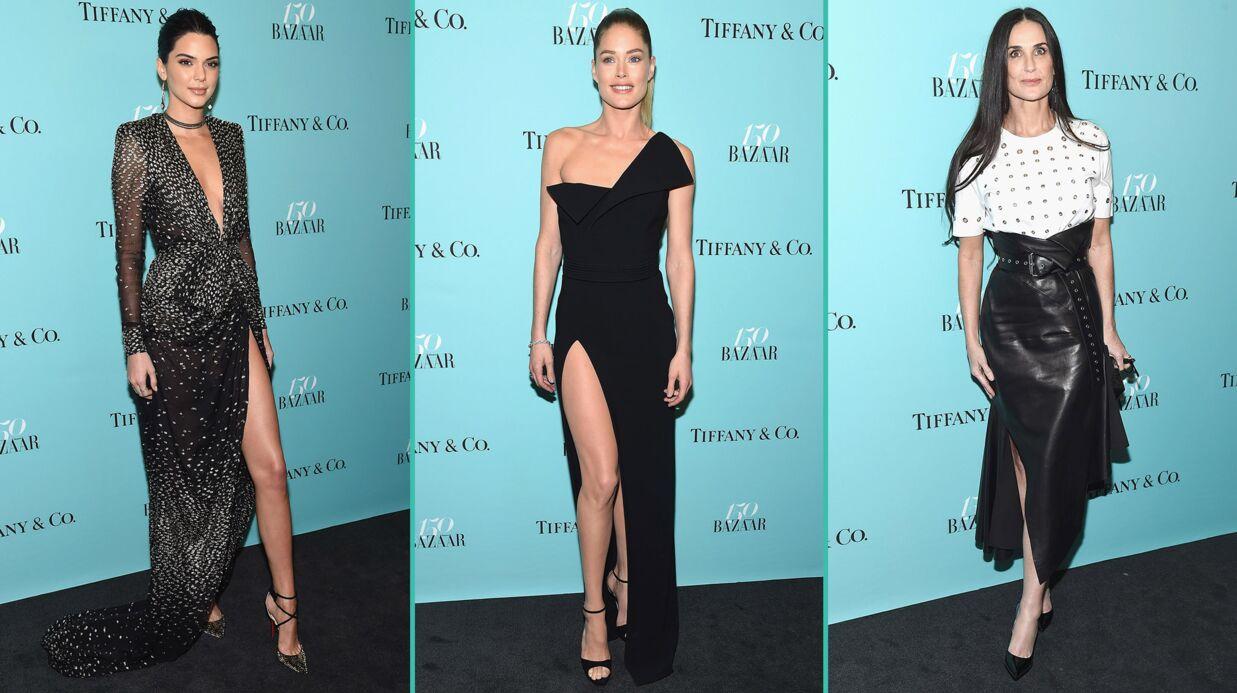 PHOTOS Kendall Jenner, Doutzen Kroes, Demi Moore: toutes  sublimes pour Harper's Bazaar