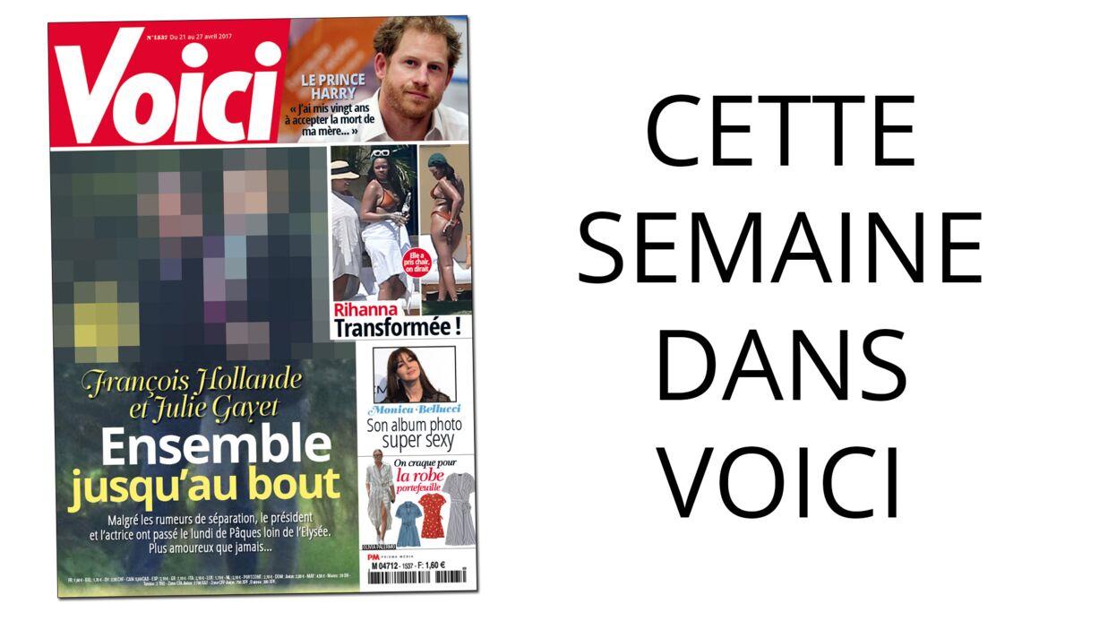 Cette semaine dans Voici: François Hollande et Julie Gayet toujours aussi amoureux