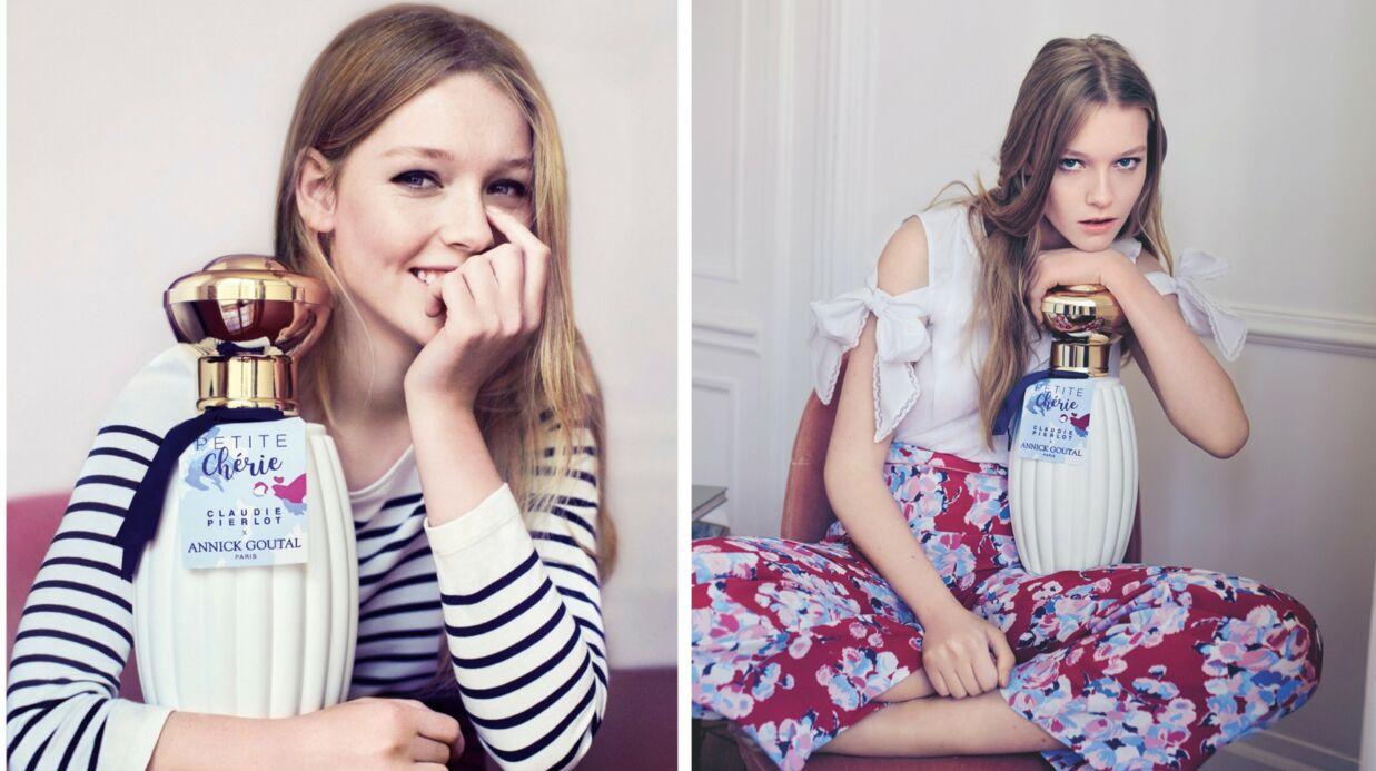 Collab prêt-à-porter et parfum: Petite Chérie par Claudie Pierlot et Annick Goutal