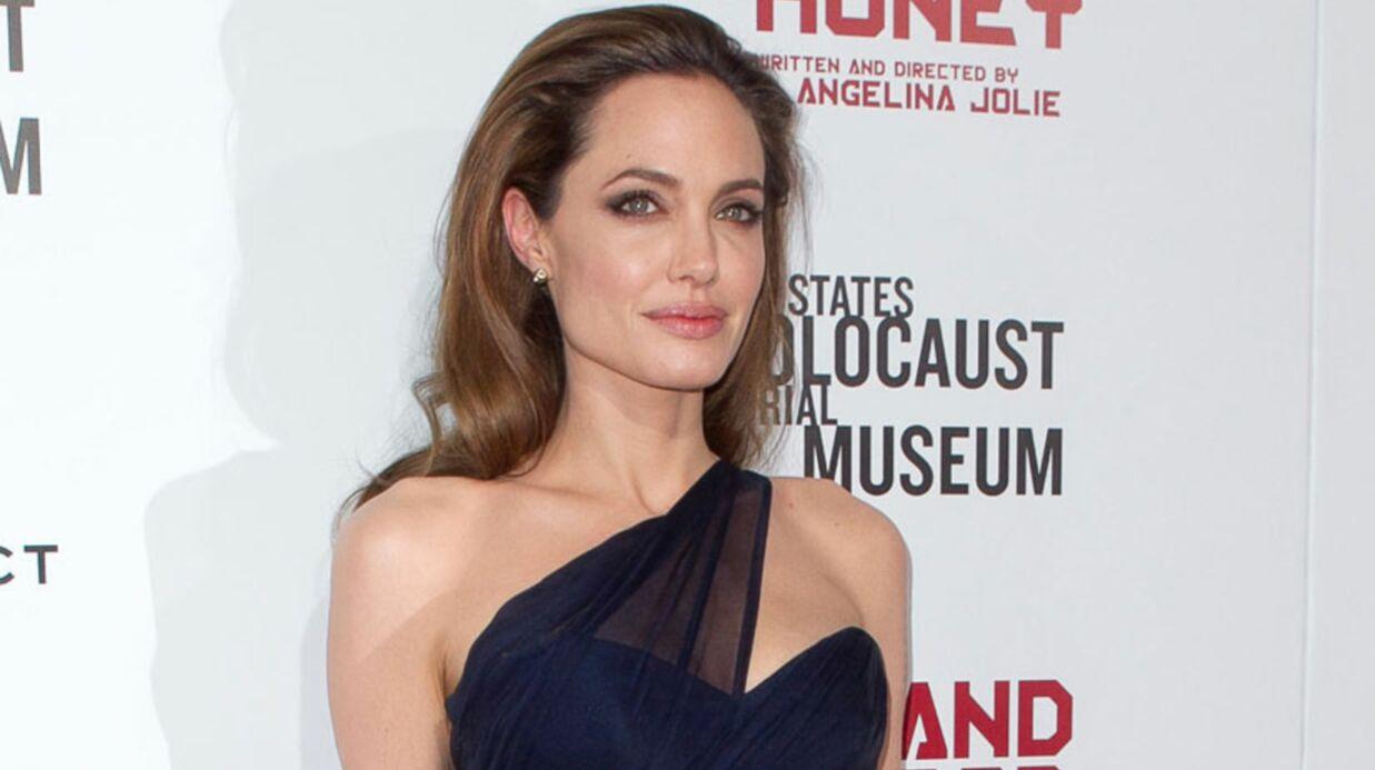 Angelina Jolie est amoureuse de la France!