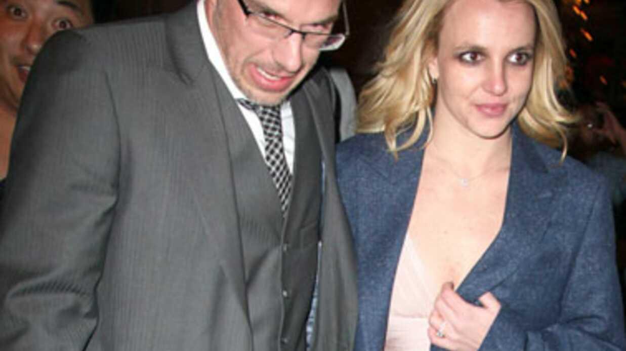 Britney Spears: tous les détails sur sa bague de fiançailles