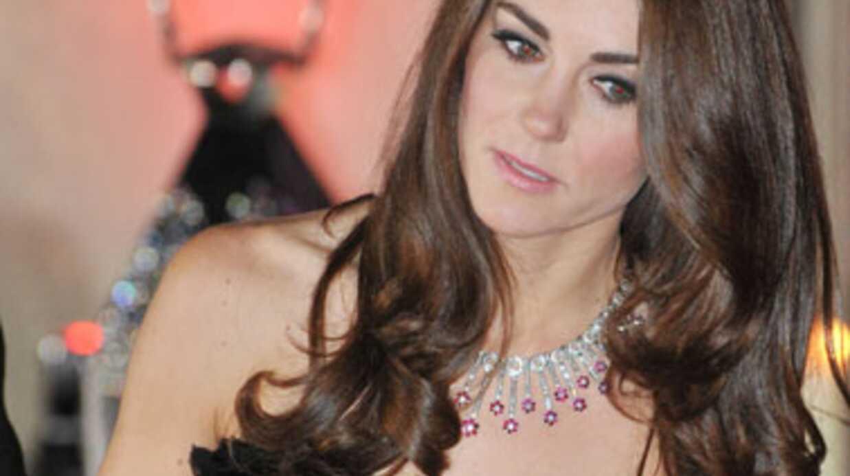 Kate Middleton: ses larmes d'émotion face aux soldats