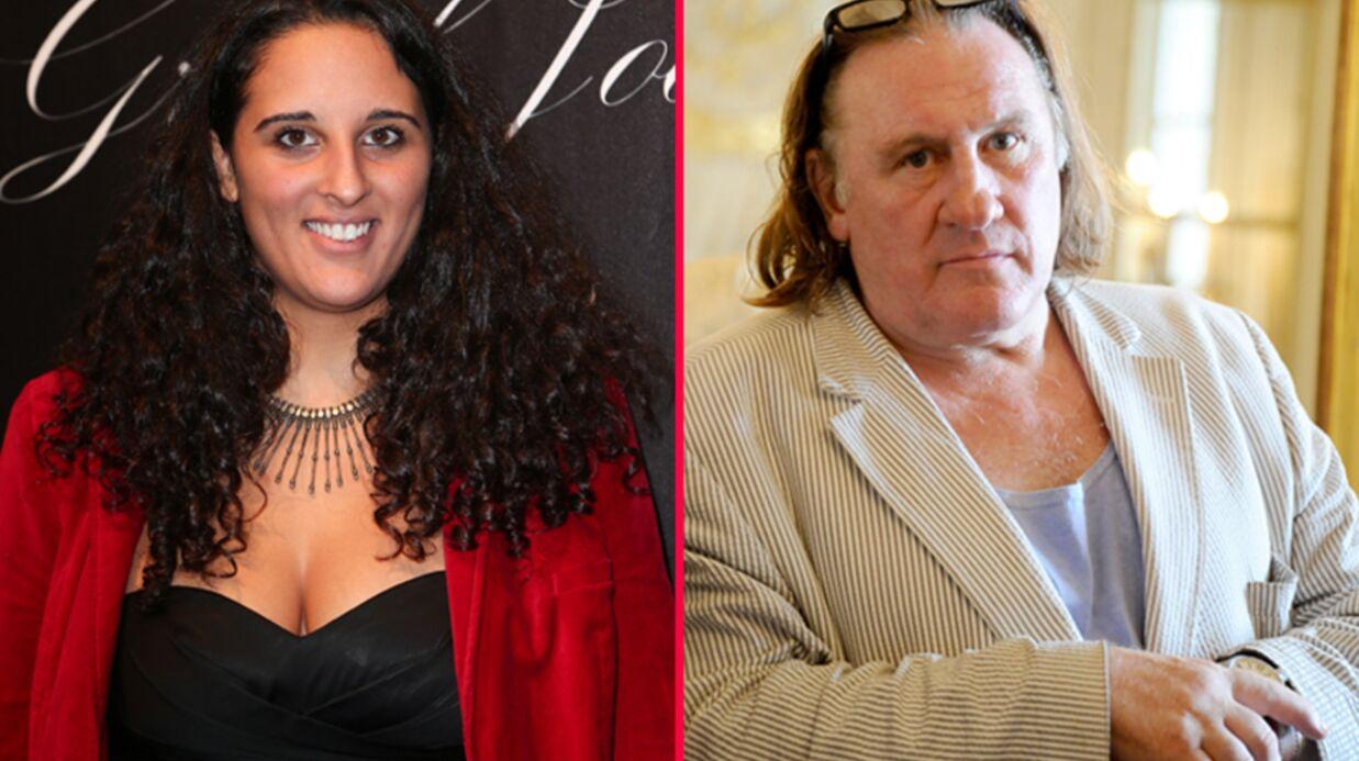 Roxane Depardieu défend son père, un homme «déçu»