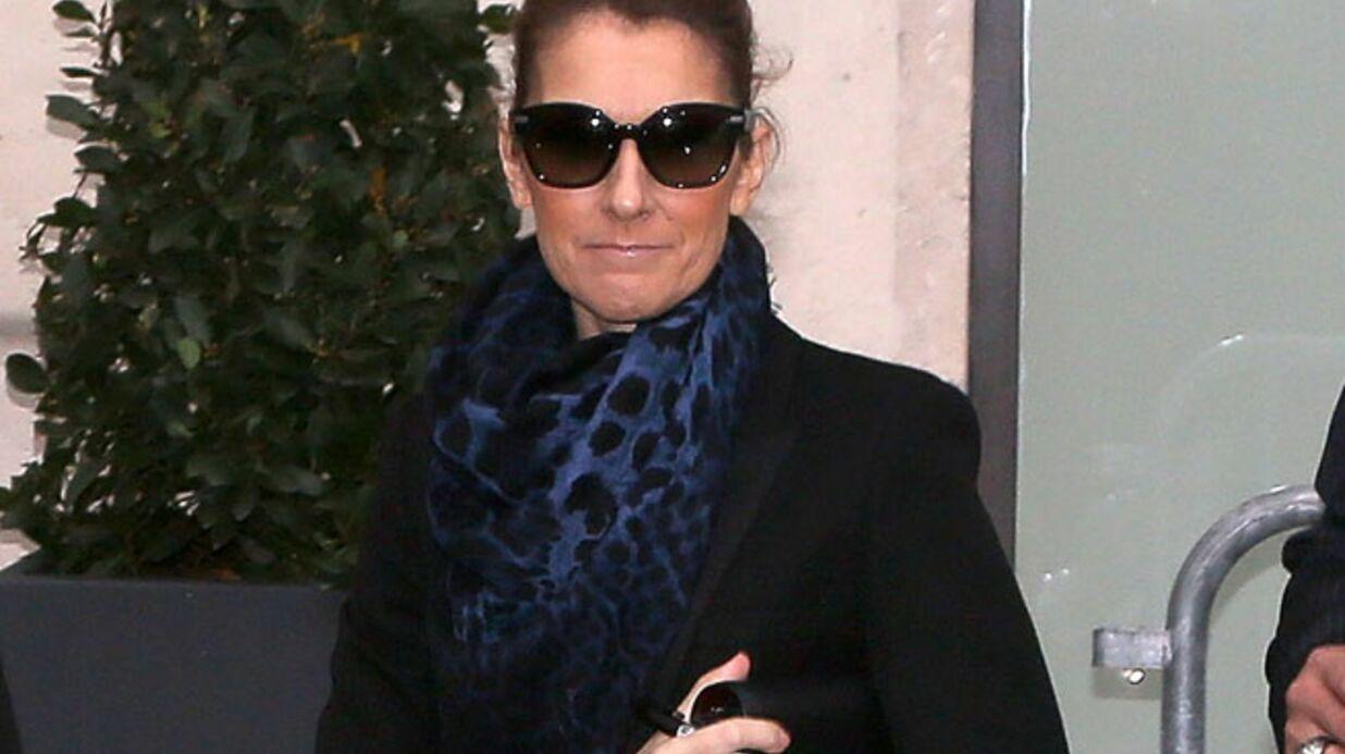 Céline Dion: avec René, «c'est de mieux en mieux»