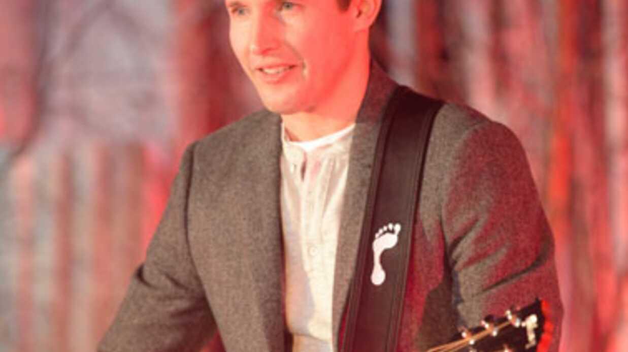 Interview de James Blunt: «Je ne suis ni une pop star, ni une célébrité »