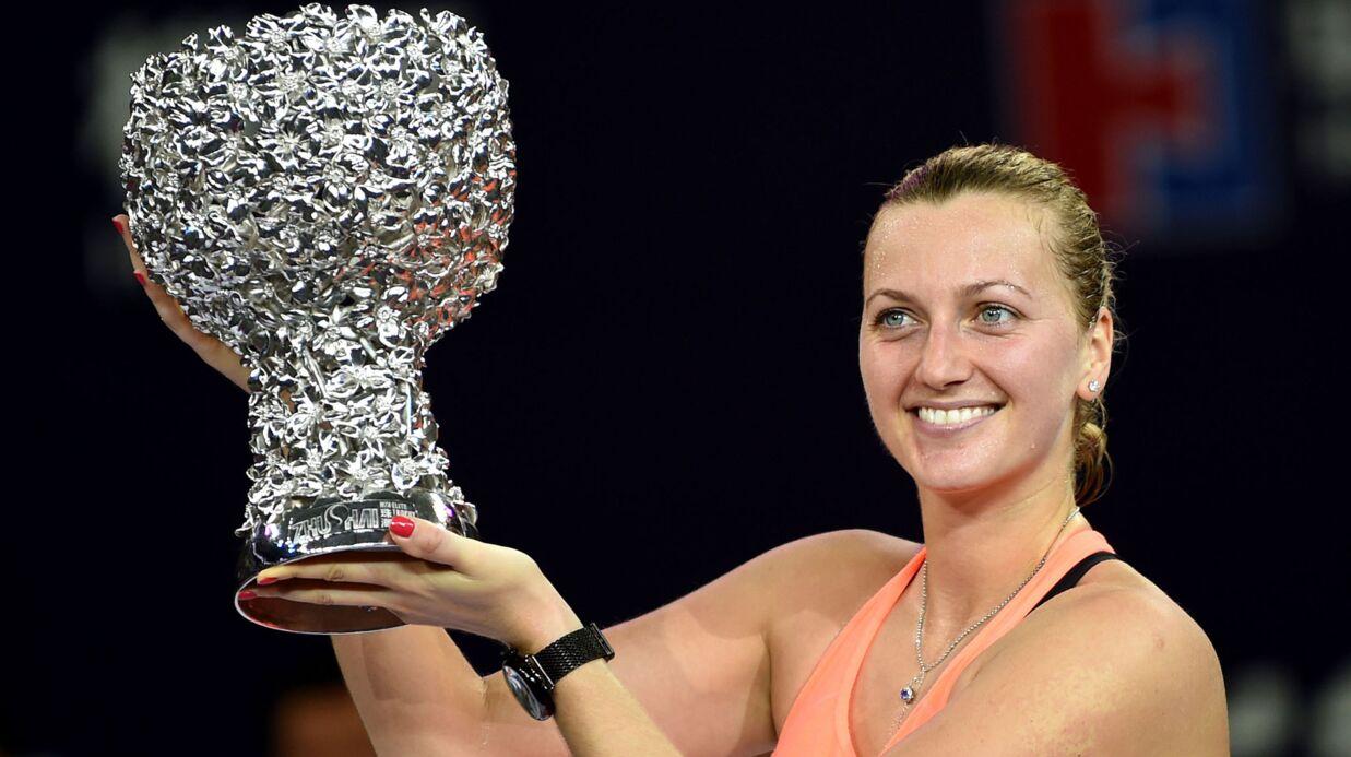 Petra Kvitová: la joueuse de tennis a reçu un coup de couteau lors d'un cambriolage qui a mal tourné