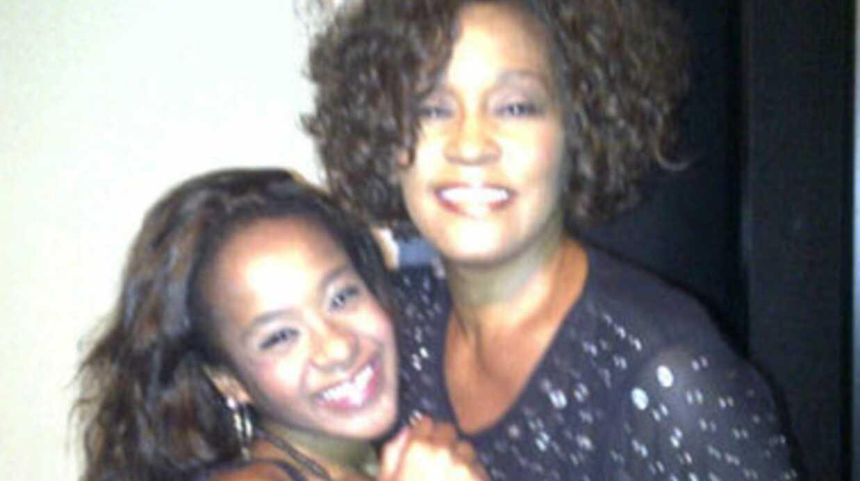 DIAPO L'album photo intime de Whitney Houston et de sa fille