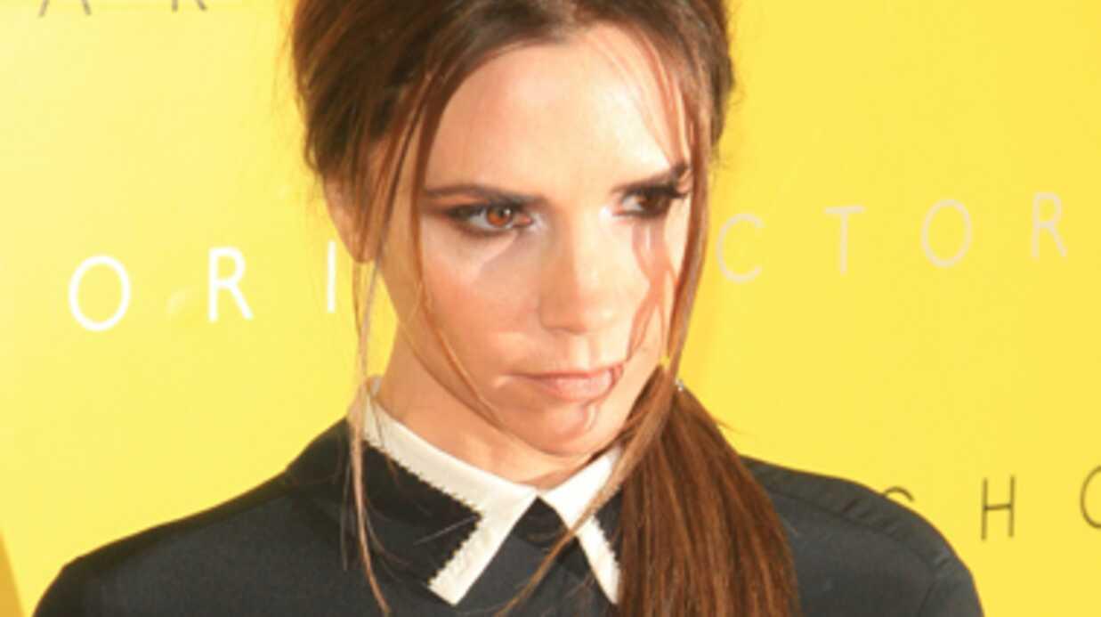 Victoria Beckham: épuisée, sa fille Harper la pousse à bout