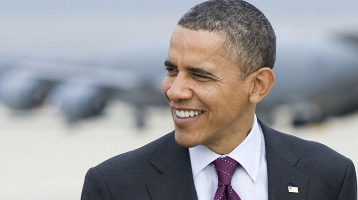 VIDEO Barack Obama chante pour les donateurs de sa campagne