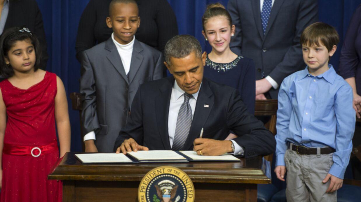 Barack Obama inaugure son second mandat par du bénévolat