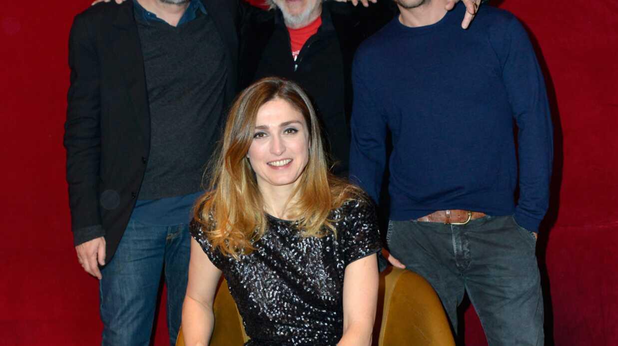 Julie Gayet a insulté Stéphane Guillon après ses allusions sur le plateau de Canal+