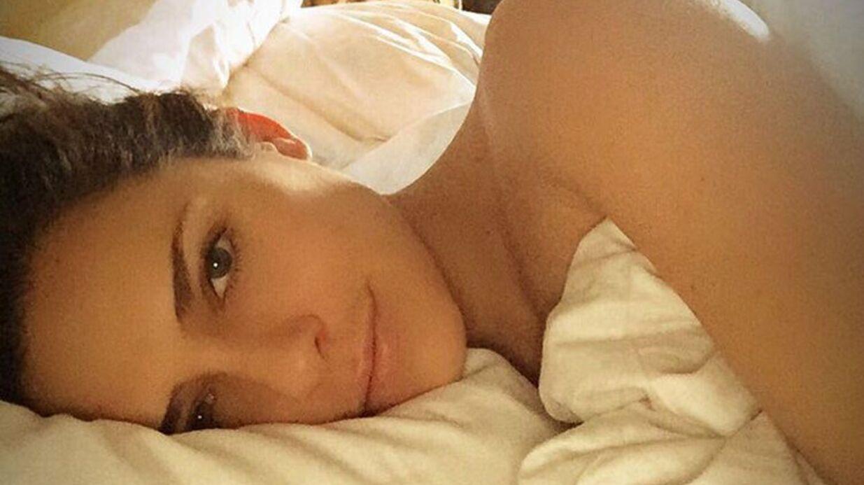 PHOTO Clara Morgane au réveil: naturelle, elle est splendide