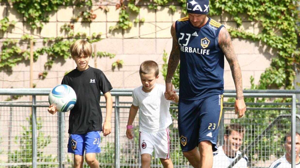 David Beckham: échange de bons procédés avec Justin Bieber