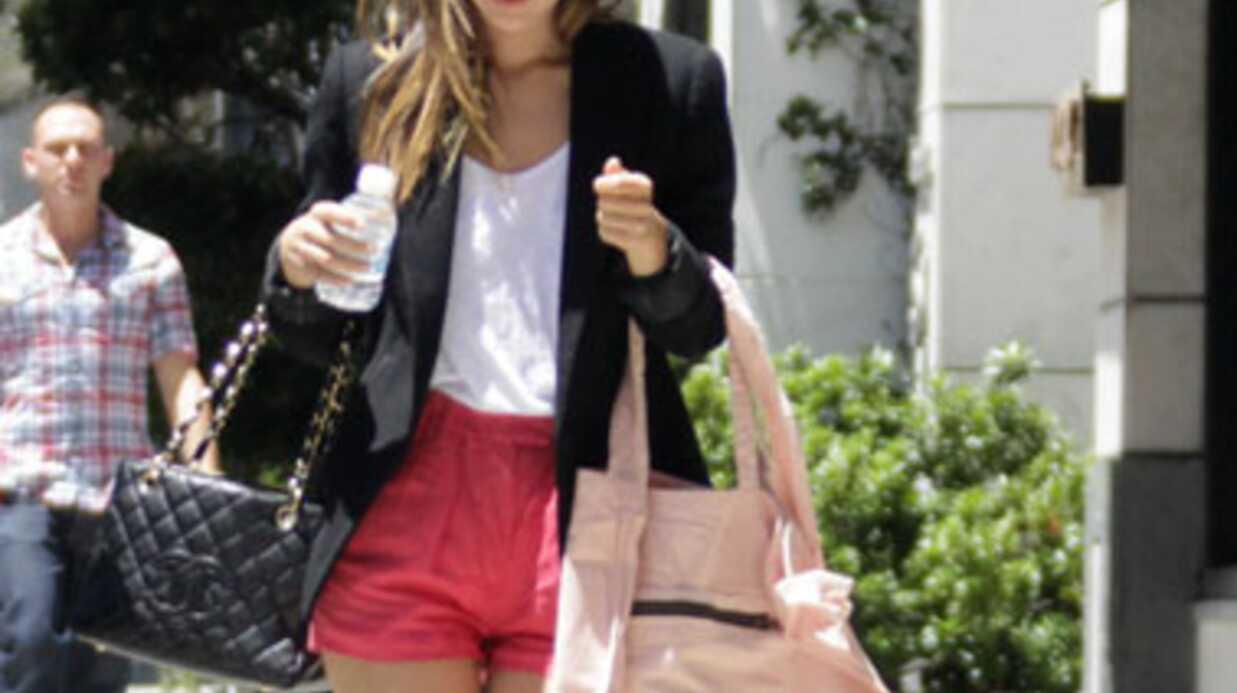 LOOK Rachel Bilson: un sans faute à Santa Monica