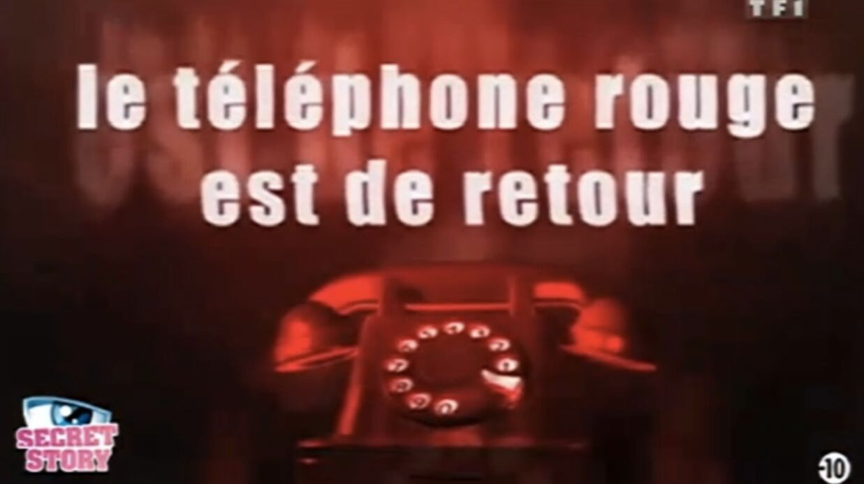 Secret Story 6 : la prod ressort le télé­phone rouge