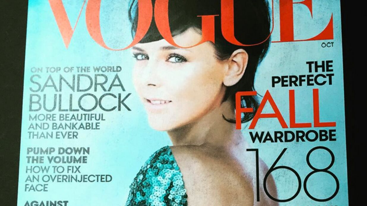 PHOTO Pauline Ducruet en couverture de Vogue (enfin presque)