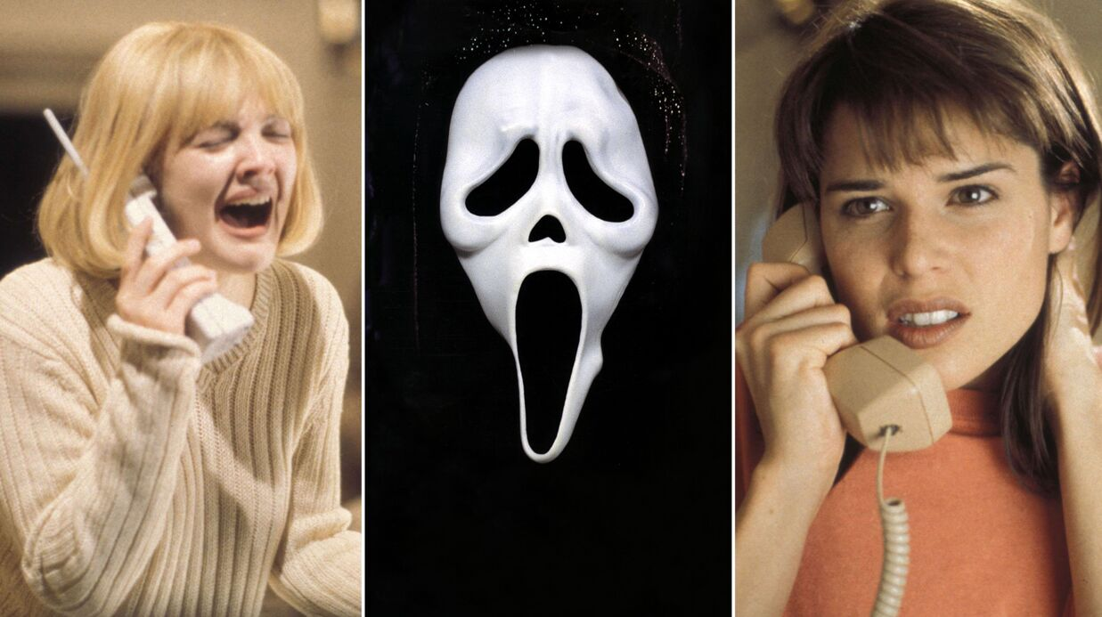 PHOTOS Scream a 20 ans: comment sont les acteurs du film aujourd'hui?
