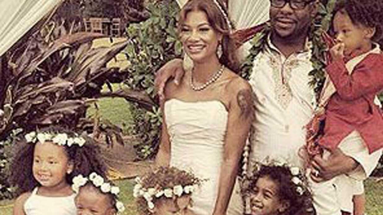 La fille de Whitney Houston a boycotté le mariage de son père