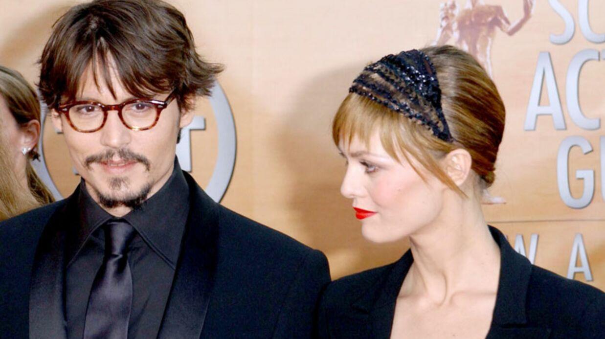 Johnny Depp et Vanessa Paradis doivent se partager 236 millions d'euros