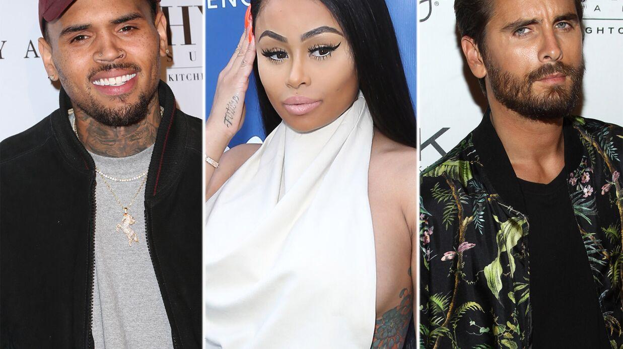 Chris Brown, Scott Disick et Blac Chyna victimes d'un nouveau Bling Ring?