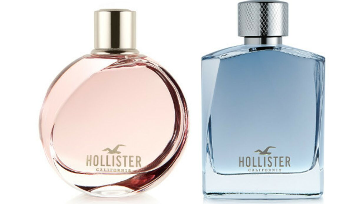 Le Cali­for­nia Dream se fait parfum chez Hollis­ter