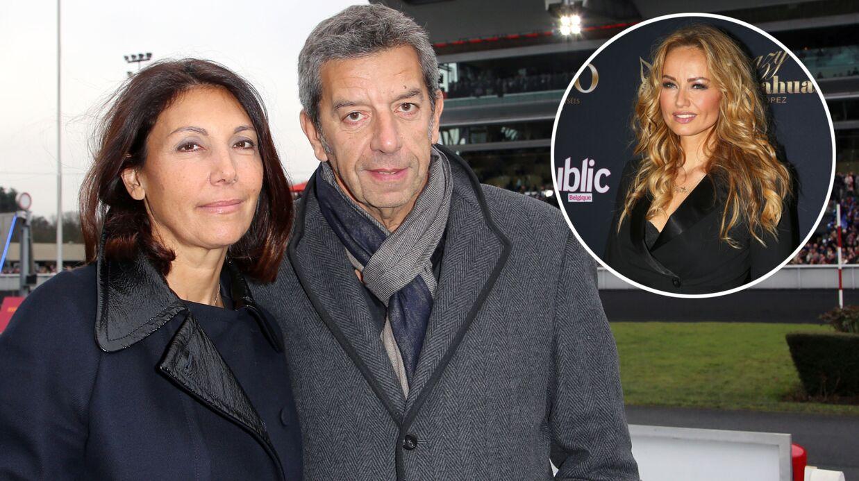 Michel Cymes: sa femme a «explosé» en apprenant qu'il passerait une nuit avec Adriana Karembeu