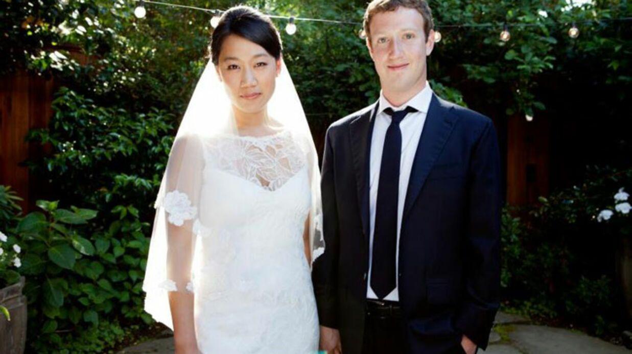 Mark Zuckerberg: marié à Priscilla Chan!