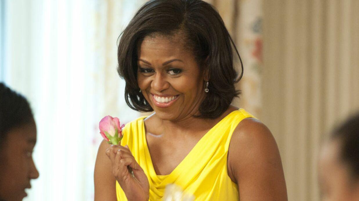Michelle Obama: on lui offre un olivier de 1400 ans