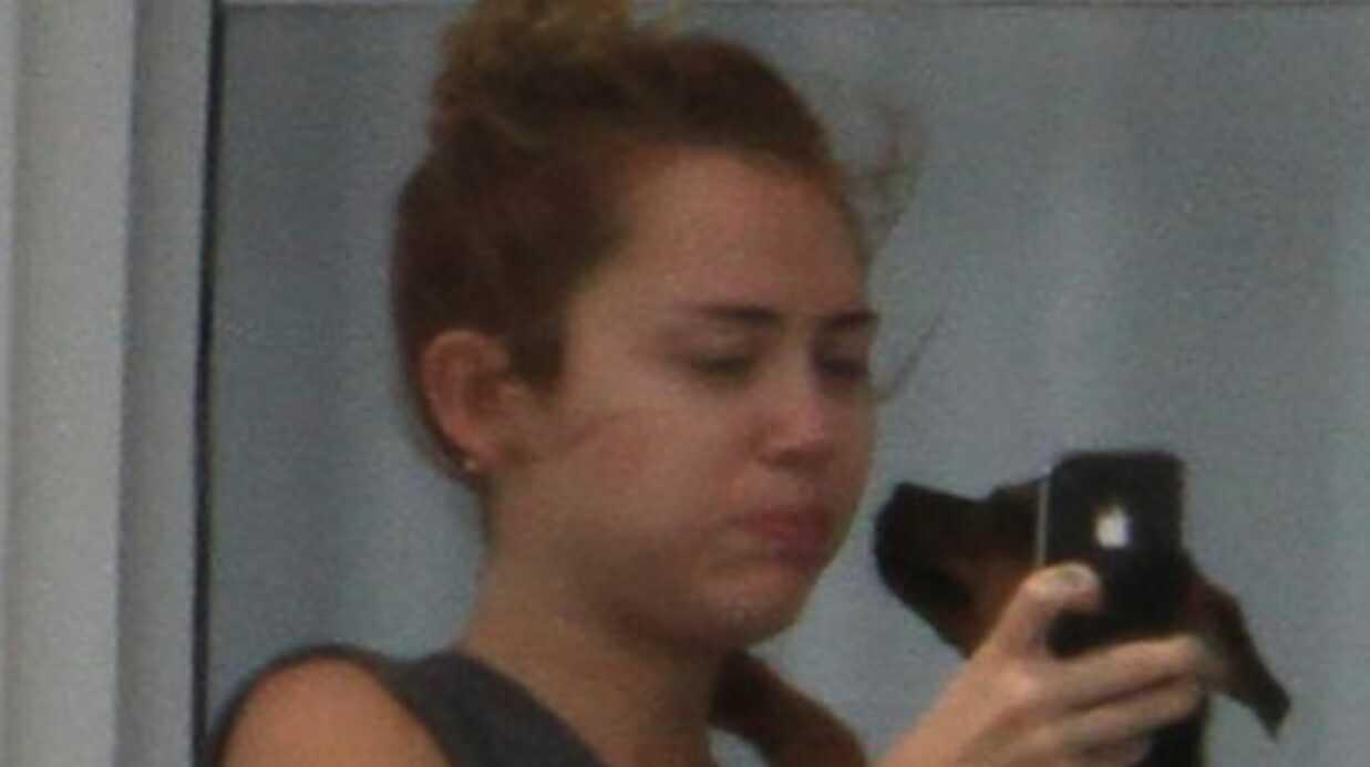 Miley Cyrus: sa première scène hot au cinéma