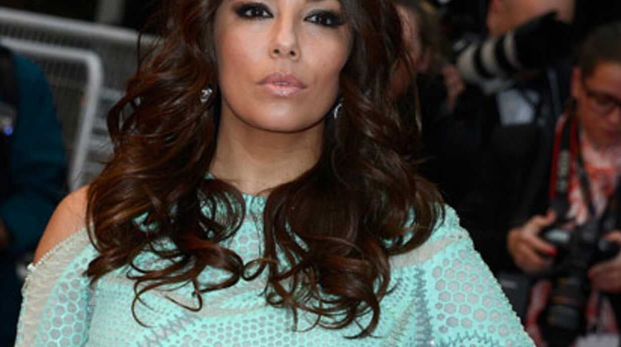 Cannes: Eva Longoria ne portait pas de culotte!