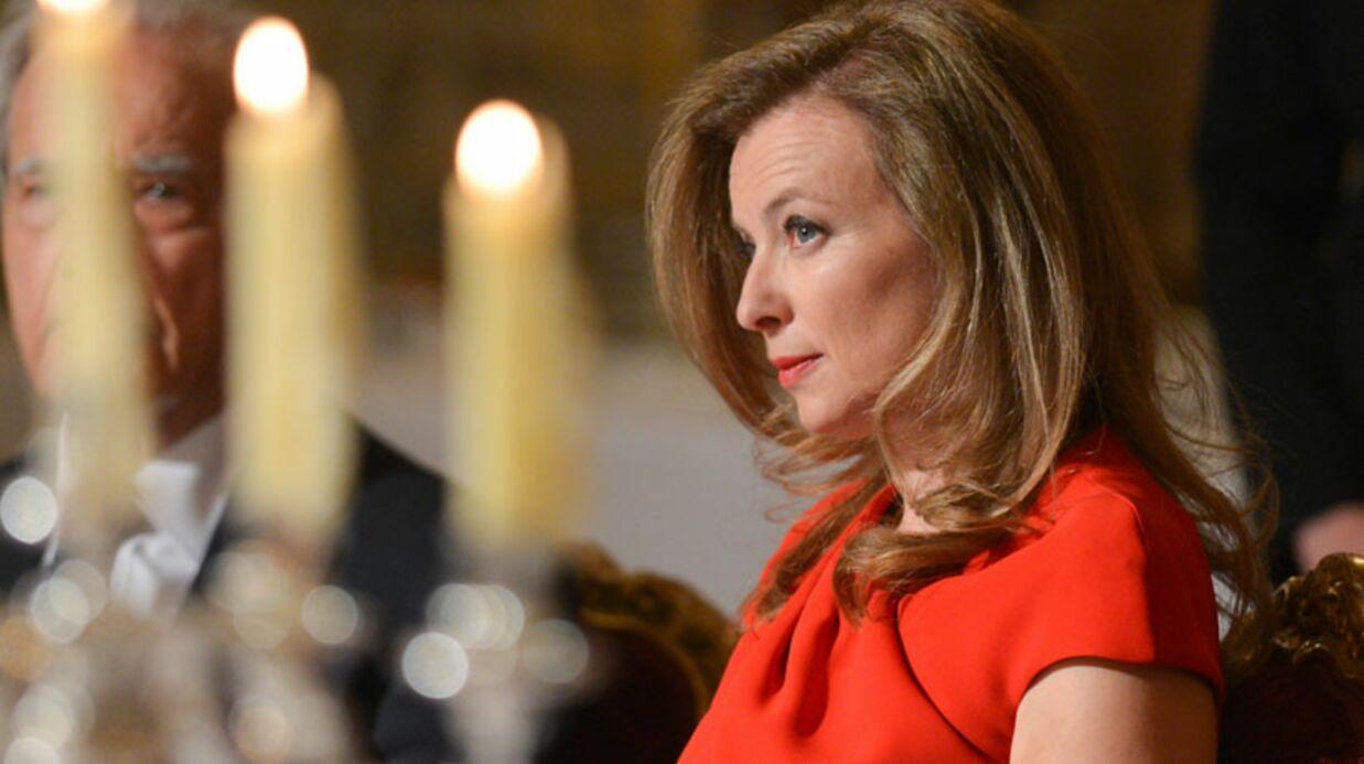 VIDEO Valérie Trierweiler est arrivée à Cannes