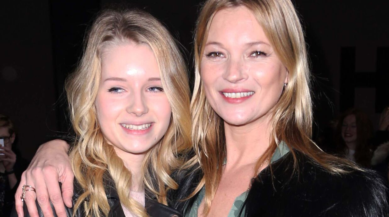 Kate Moss conseille à sa sœur de 16 ans d'arrêter ses études pour le mannequinat