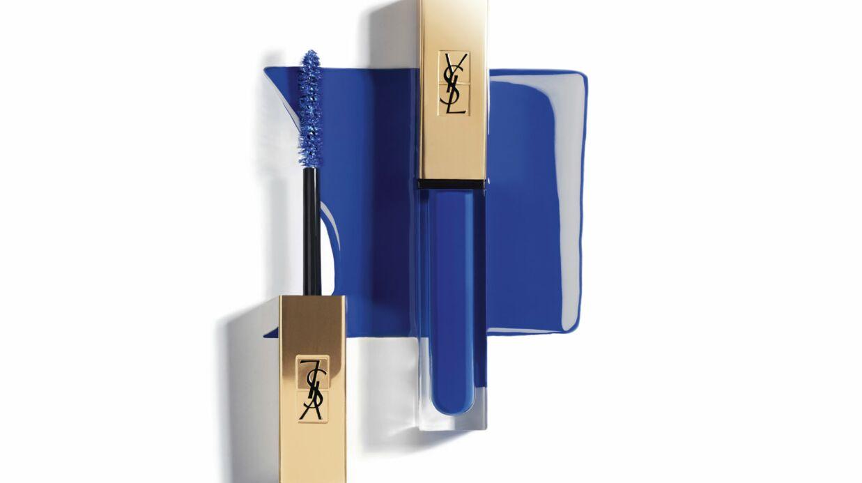 Maquillage: Yves Saint Laurent lance des mascaras de couleur pour l'été
