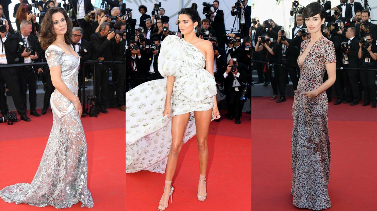 PHOTOS Cannes 2017: robe très courte pour Kendall Jenner, Lucie Lucas joue la transparence
