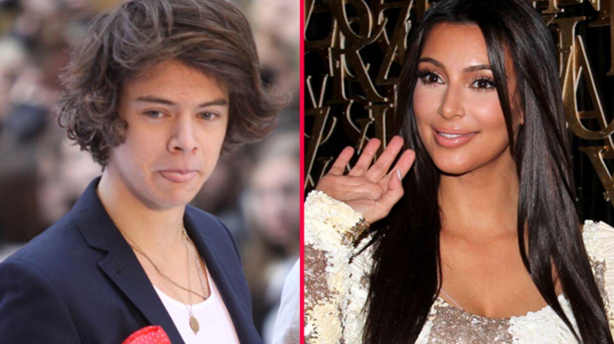 One Direction: Harry Styles fait des avances à Kim Kardashian