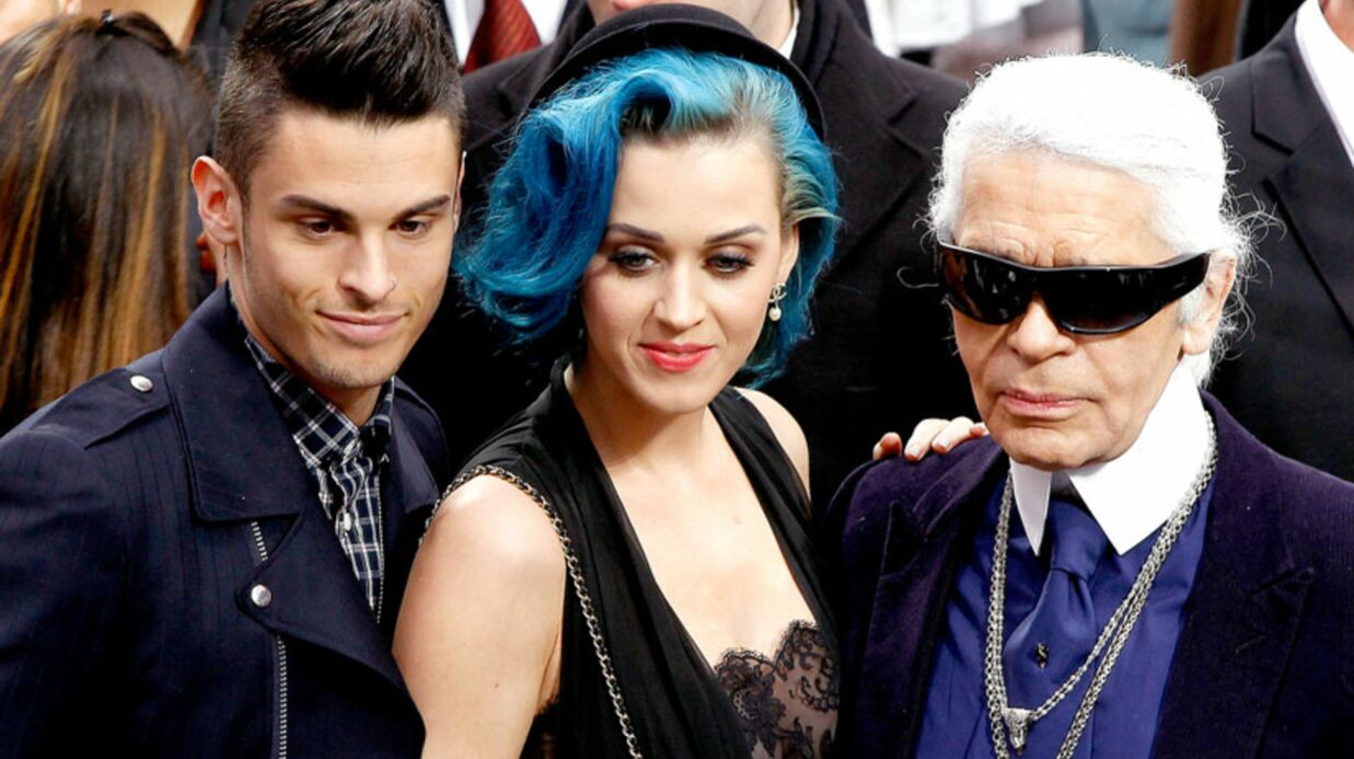 PHOTOS Katy Perry et Baptiste Giabi­coni ensemble