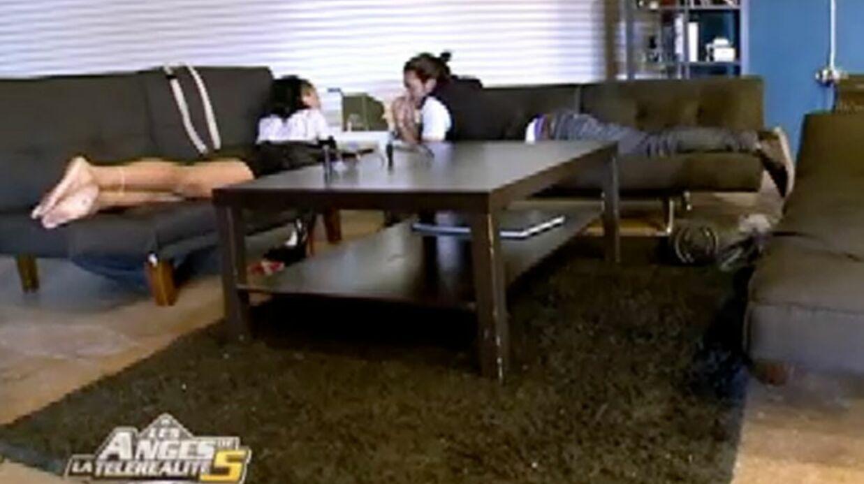 Les Anges de la téléréalité 5: Samir et Vanessa se tournent déjà autour