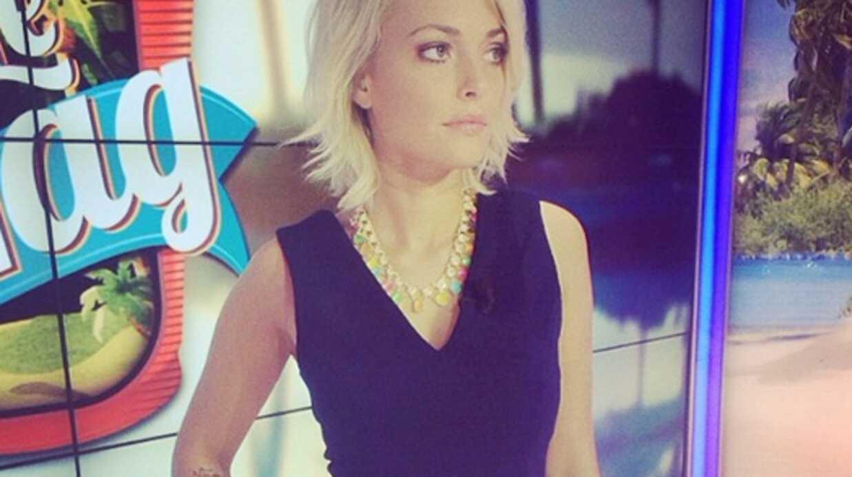 PHOTO Caroline Receveur: sans maquillage, elle est sublime!