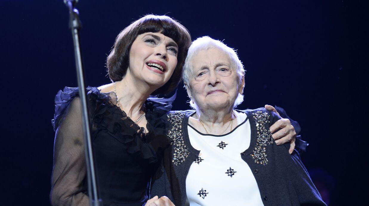 Mireille Mathieu endeuillée, sa mère est décédée à 94 ans