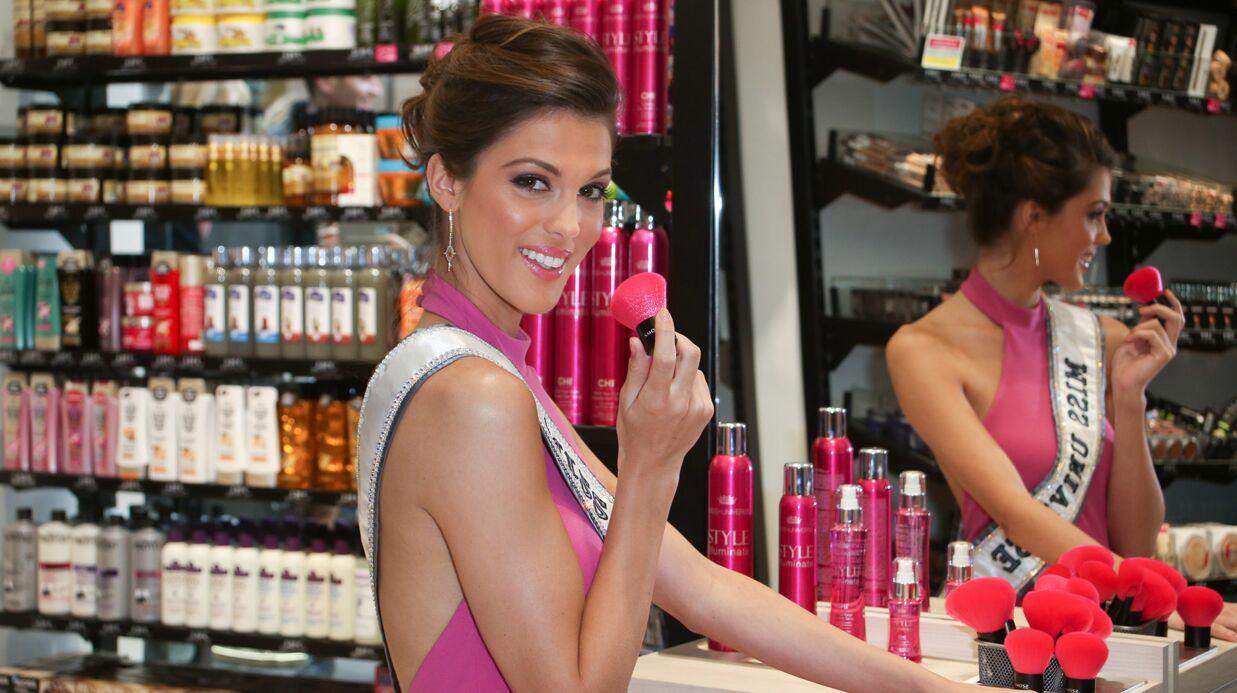 Interview – Iris Mittenaere: Miss Univers 2017 dévoile ses astuces beauté