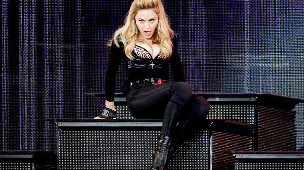 Madonna commence son concert avec 3h30 de retard