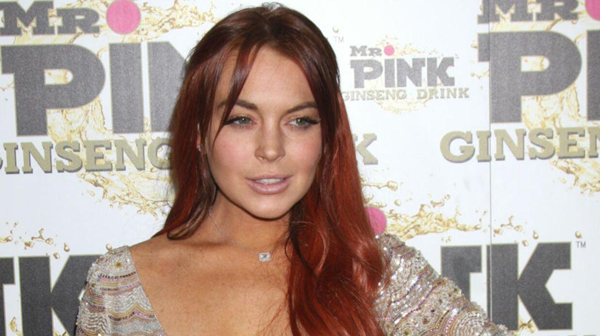 Lindsay Lohan appelle la police pour arrêter son propre père