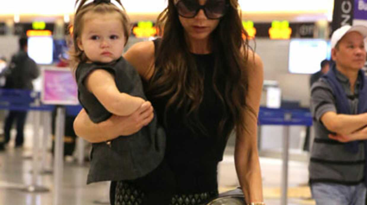 Victoria Beckham pose pour Karl Lagerfeld et se confie