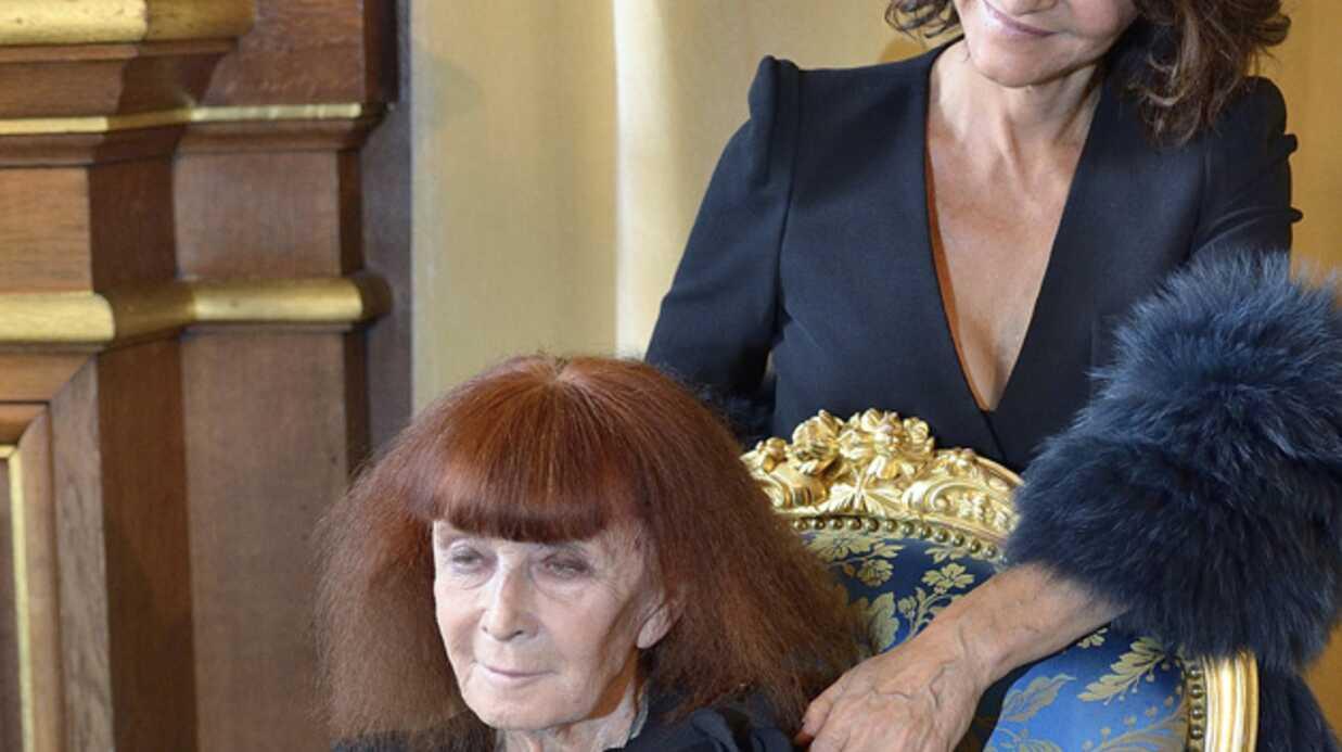Nathalie Rykiel révèle ses angoisses de devoir s'occuper de sa mère Sonia, atteinte de la maladie de Parkinson