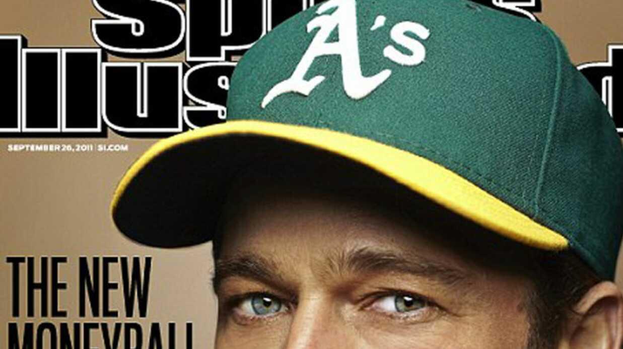 Brad Pitt en couv' de Sports Illustrated