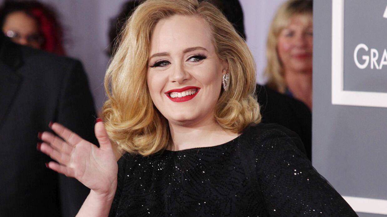 Adele se lance dans la création d'une marque grande taille