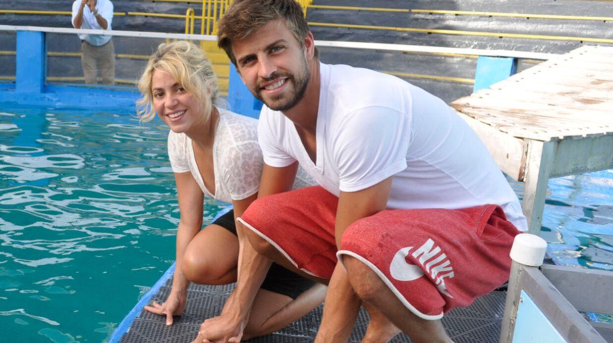 Shakira est enceinte de son premier enfant!