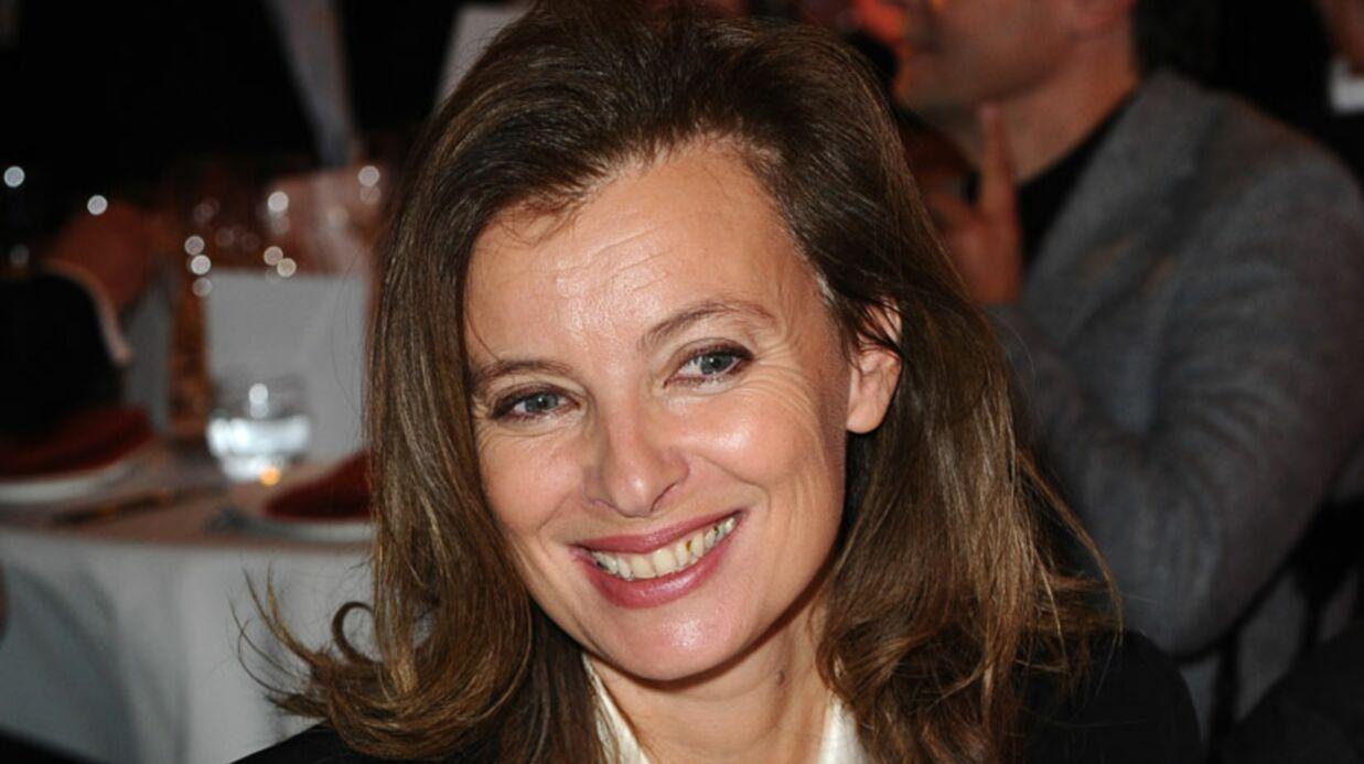 Valérie Trierweiler discute avec Canal + pour une émission