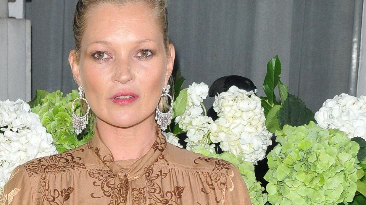 Kate Moss monte sa propre agence de talents pour «créer des stars»